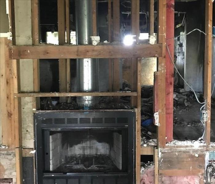 Fire Damage Fire Debris Removal in Austin, Texas